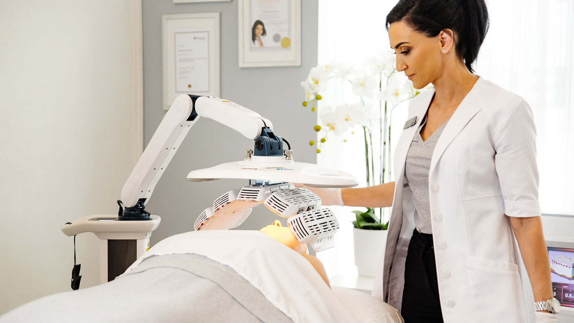 heatlite LED lush skin and laser clinic shepparton